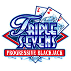 Triple Sevens prog Blackjack
